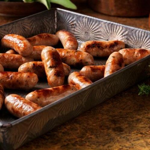 Mixte de petites saucisses de La Maison Lanssens