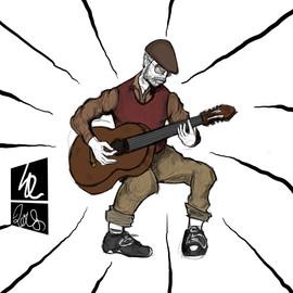 Seu Getúlio interpreta - Quem sabe um dia o nosso querido Seu Getúlio não nos agracie com clássicos do punk? (Lauand)