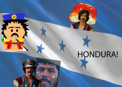 Higuita no és de Hondura? - Se Higuita no és de Hondura? Entonces, Hondura no ecxiste? Tandandannnnnn (Noraa Jadjy)