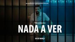 """A arte é uma paródia do filme """"Nada a perder"""" do """"pastor"""" Edir Macedo. ALESSANDRO GOMES DOS SANTOS"""
