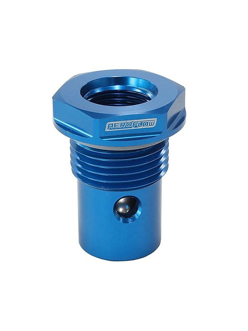 Roll Over Vent Valve, -12 to -8 ORB