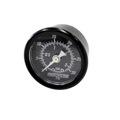Pressure Gauge, 2 Bar (30 PSI)