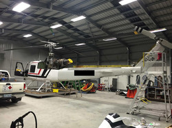 Helicopter_Bell_UH-1B_Field_Maintenance.