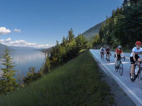 Kootenay Lake Gran Fondo Extended Hours