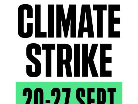 Global Climate Strike Closure