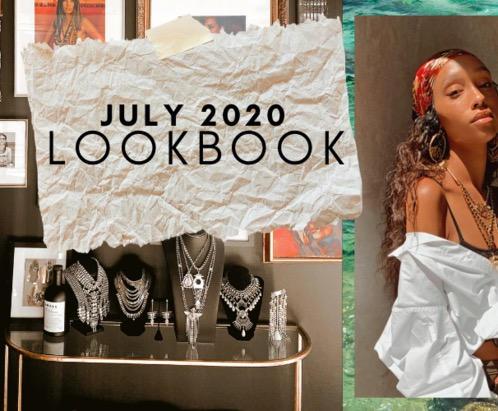 DYLANLEX July 2020 Lookbook
