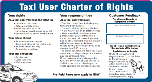 Charter of Rights Label