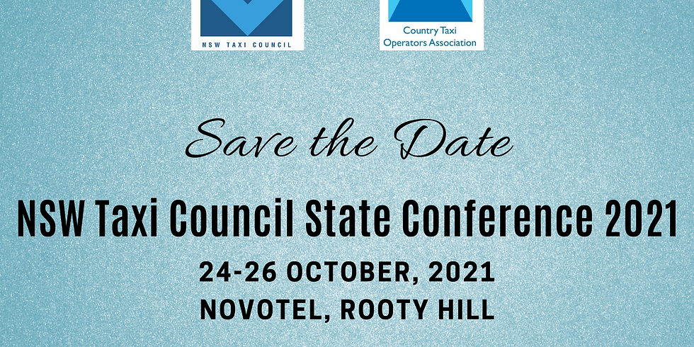 NSW Taxi Council State Conference 2021