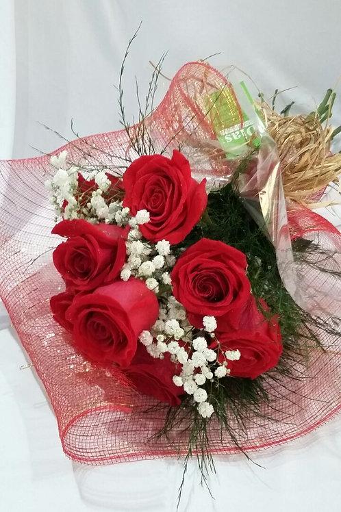 Boque de rosas especiais