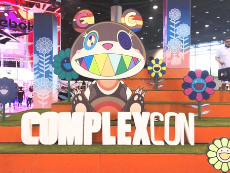 Six MAG Experience: ComplexCon 2019