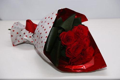 Buque de rosas especiais