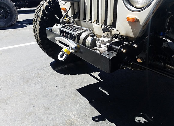 JEEP TJ STEERING STRETCH SUSPENSION