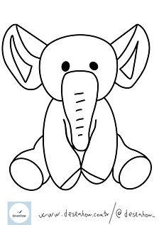 elefante_elefanteparacolorir_desenhoscri