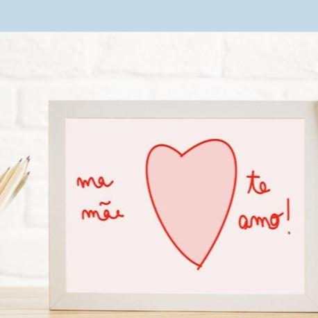 Dia das Mães: #desenhow para mim