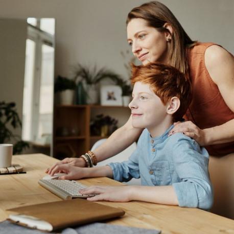 Como ajudar seu filho no ensino à distância
