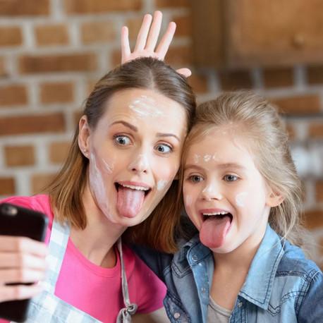 Crianças em casa: atividades baratas e divertidas