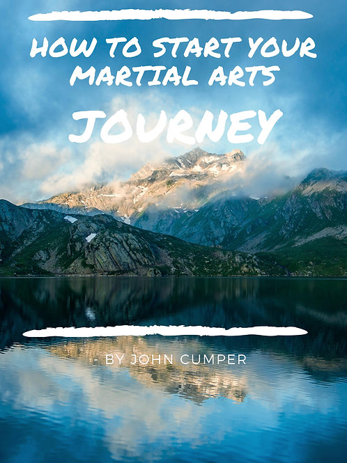 How to Start Your Martial Arts Journey ebook