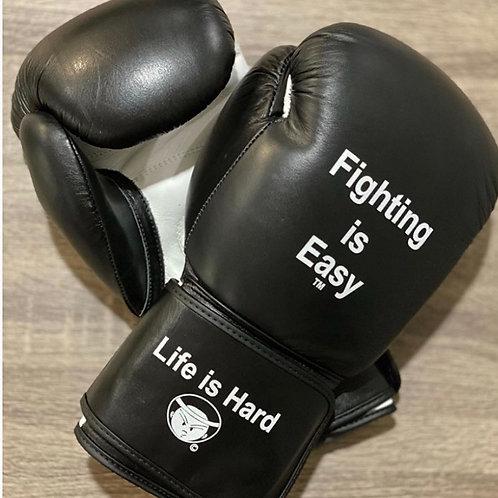 Fighting is Easy Muay Thai Gloves