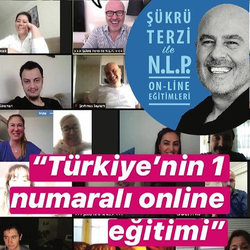 NLP Online Eğitimi 12 saat