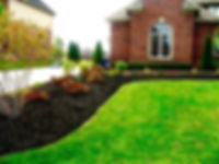 mulch and lawncare by lawn and order