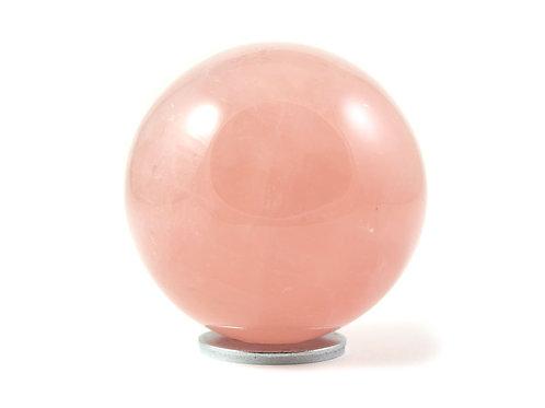 Sphère Quartz rose 49mm