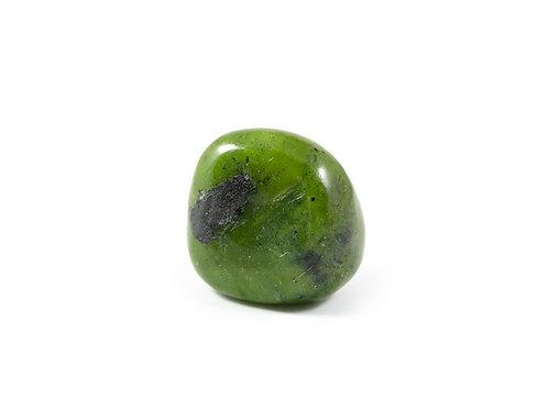Jade nephrite roulée ref: J1