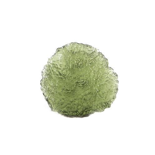 Moldavite brute ref: Mol4