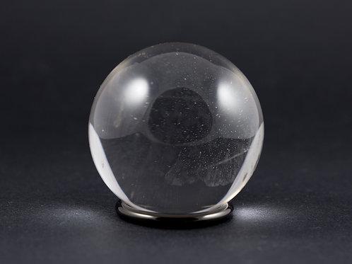 Sphère Cristal de roche 57mm