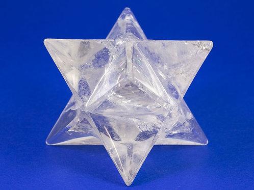 Merkaba Cristal de roche