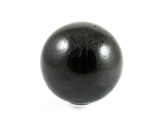 Sphère Tourmaline noire 50mm