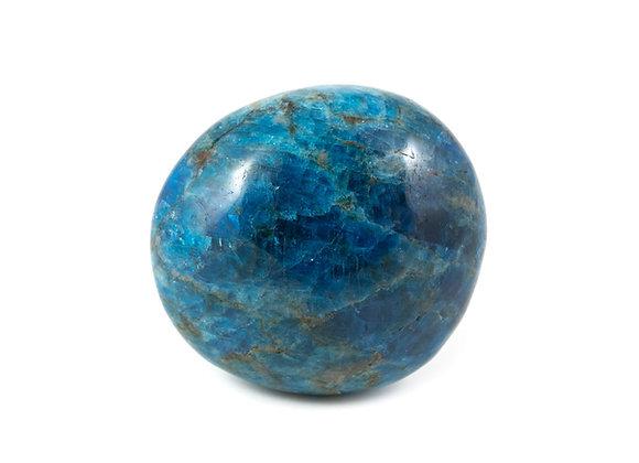 Galet Apatite bleue ref: GAPA4