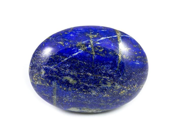 Lapis-lazuli galet extra ref: LPG6