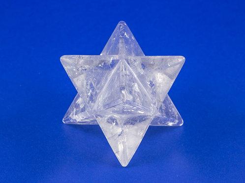 Merkaba Cristal de roche ref: MK7