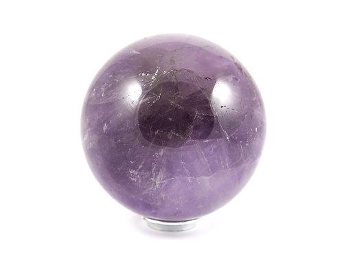 Sphère Améthyste 61mm