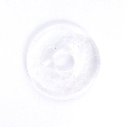 Donut Cristal de roche ref:CR5