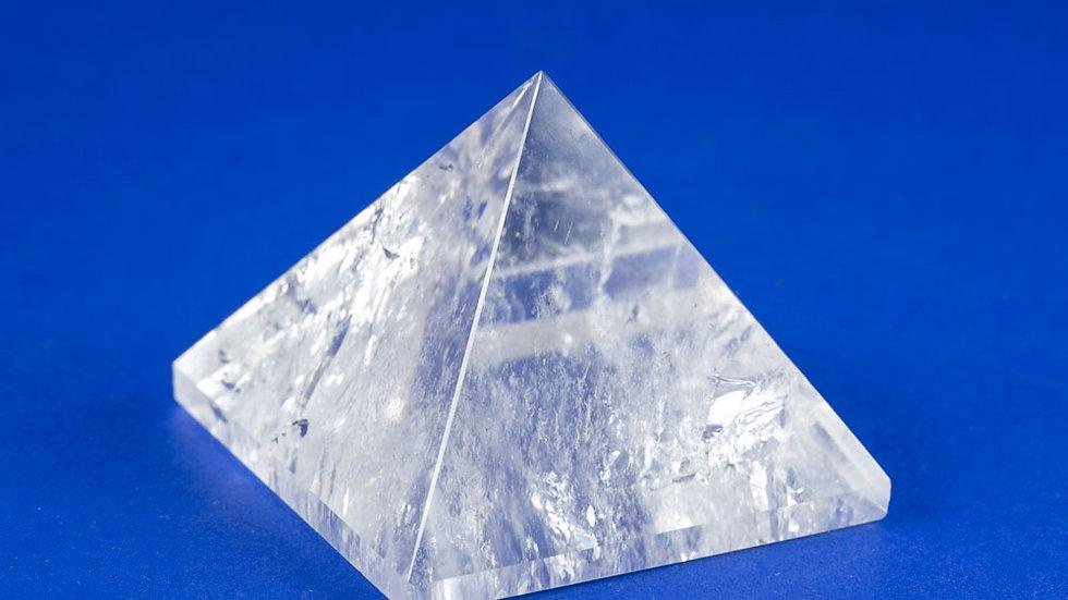 Pyramide Cristal de roche ref: Pyra1