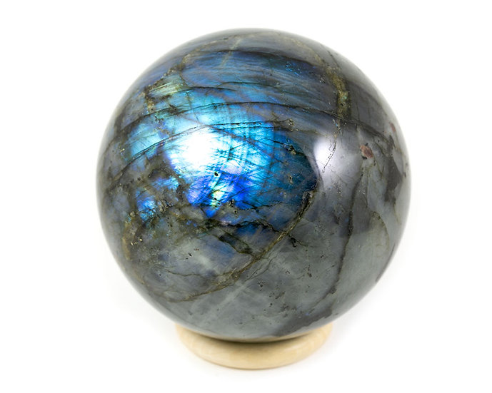 Sphère Labradorite 105mm