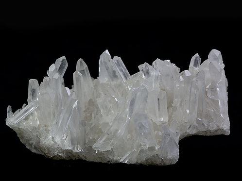 Groupe Cristal de roche