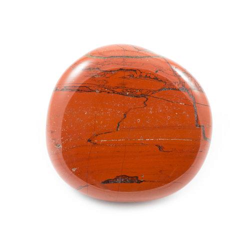 Jaspe rouge galet ref: JR12