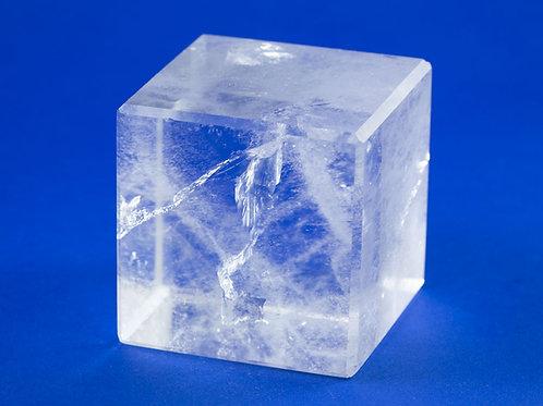 Cube Cristal de roche ref: CC1