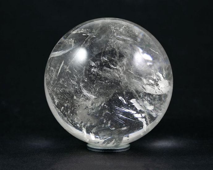 Sphère Cristal de roche 70mm
