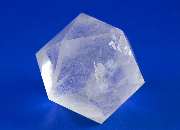 Icosaèdre Cristal de roche