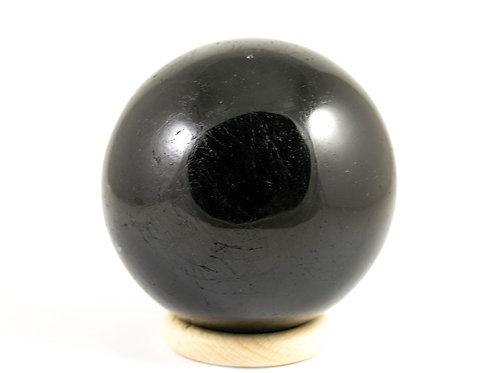 Sphère Tourmaline noire 72mm