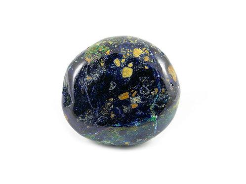 Galet Azurite-Malachite ref: azm42