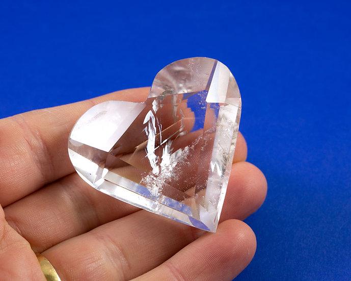 Coeur Cristal de roche