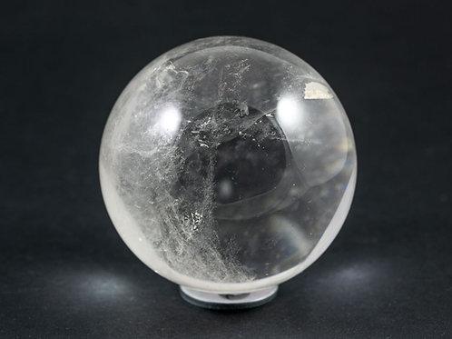 Sphère Cristal de roche 61mm
