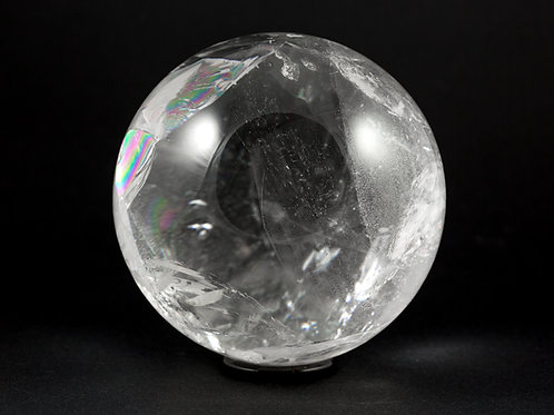 Sphère Cristal de roche 110mm