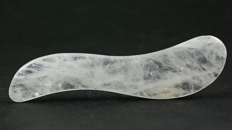Spatule de massage Cristal de roche