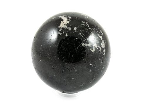 Sphère Tourmaline noire 54mm