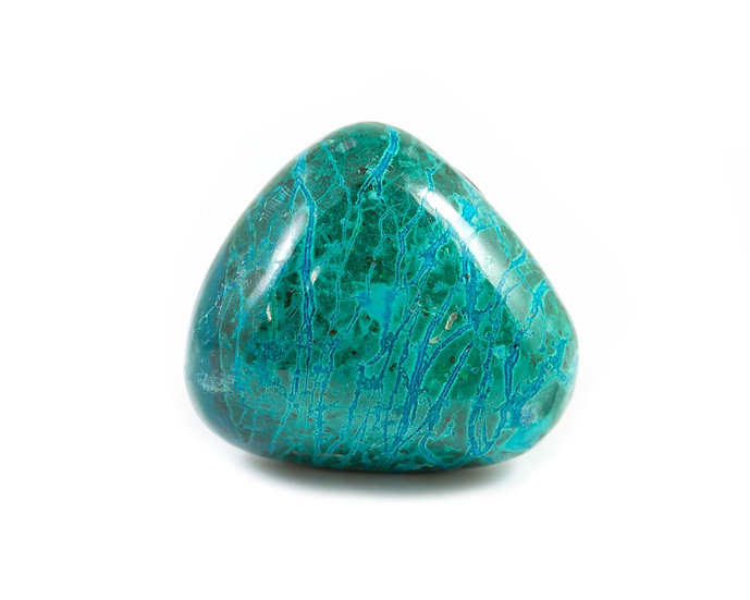 Chrysocolle galet